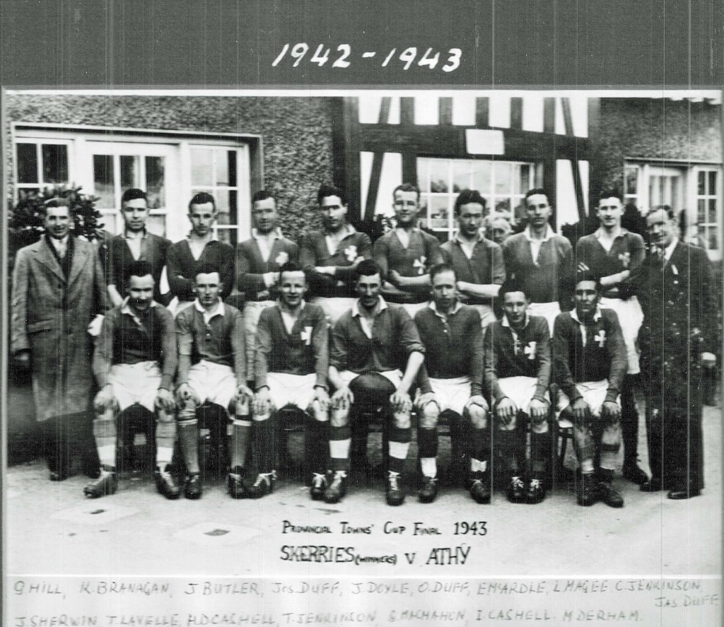 1943 Towns Cup