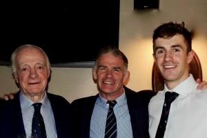 The Three (Bills) Amigos