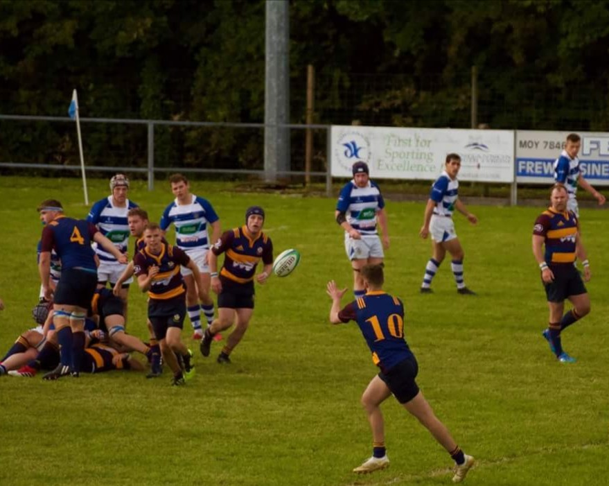 Skerries v Omagh AIL Div 2C 30th Nov19 Match Report