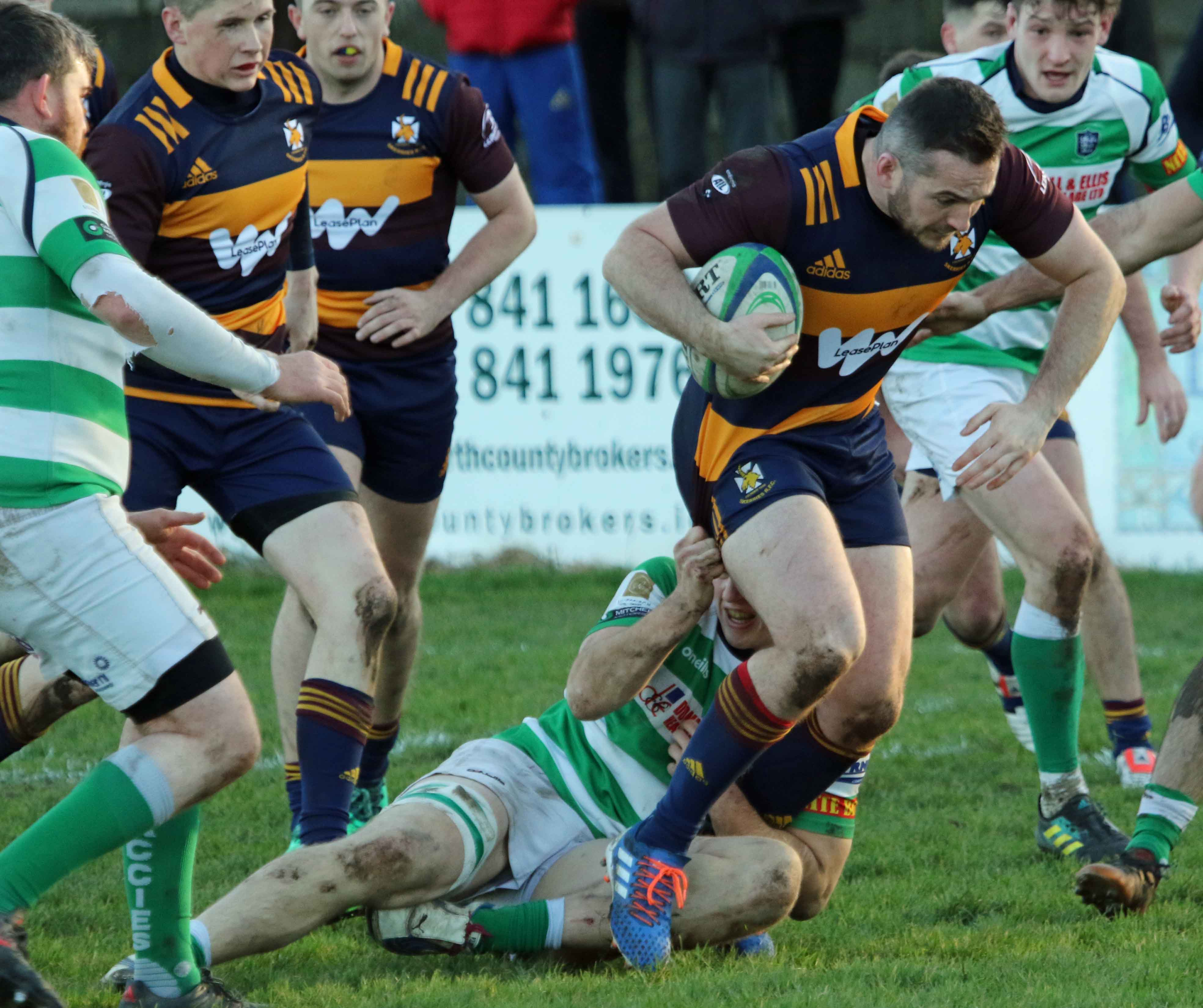 Energia AIL: Sundays Well v Skerries Match Report | Skerries